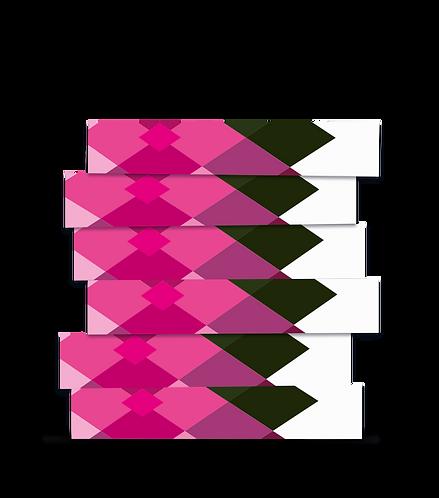 Diamon Playing Cards N°8 - Brick 12 decks