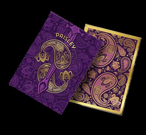 Paisley Royals - Purple
