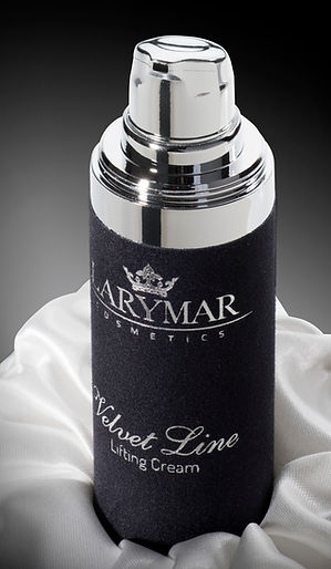 cream anti aging  anti age luxury exclusive larymar cosmetics velvet line made in italy