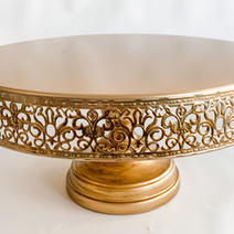 "14"" Filigree Gold"