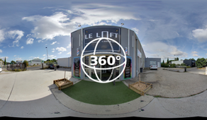 Visite Virtuelle Pézenas : Le Loft