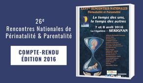 Rencontres Nationales 2016
