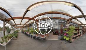 Visite Virtuelle Rodez : Jardinerie André