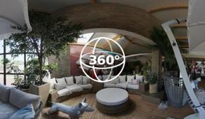 Visite Virtuelle Agde : Cool Garden