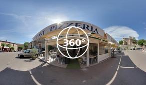 Visite Virtuelle Octon : Café de la Place