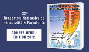 Rencontres Nationales 2012