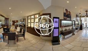 Visite Virtuelle Rodez : L'Opticien