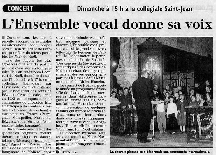 16 décembre 2000