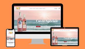 Boutique en ligne : Le Rosé de Bessan