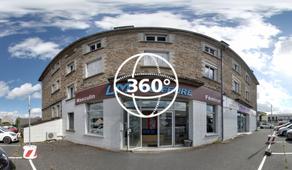 Visite Virtuelle Luc-la-Primaube : LM Coiffure