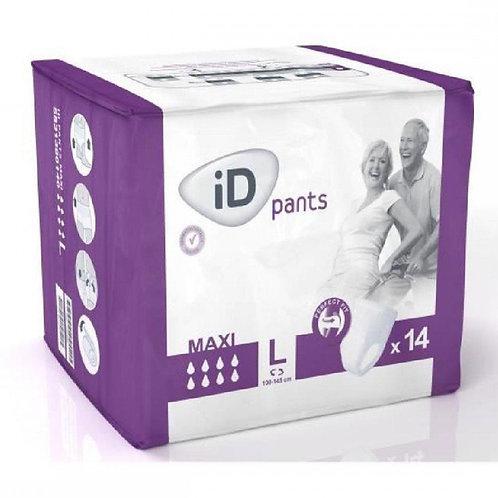 ID PANTS MAXI L - Culottes absorbantes