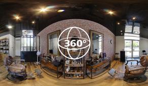 Visite Virtuelle Olemps : Barber Shop Matthieu