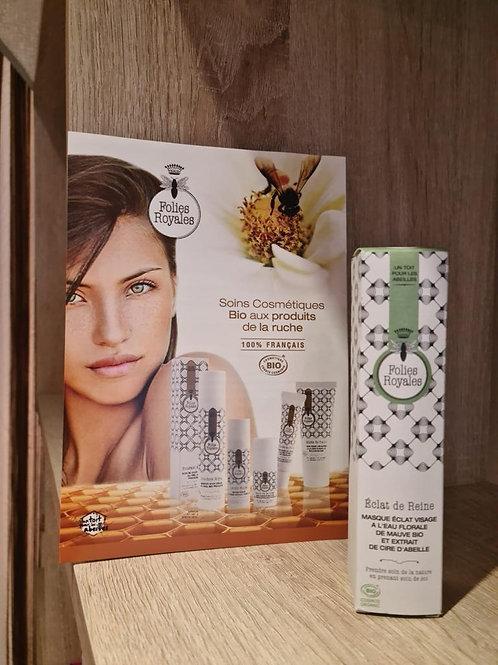 Masque au miel bio éclat de teint hydratant