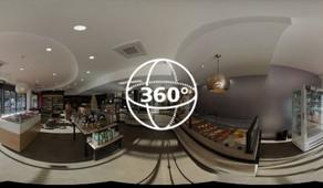 Visite Virtuelle Narbonne : Lallemand Maître Pâtissier
