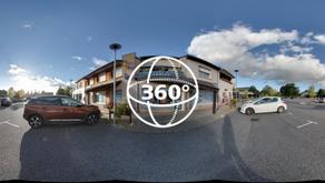 Visite Virtuelle Olemps : Le studio de G