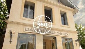 Visite Virtuelle Pézenas : David Dalichoux Carreaux Ciments