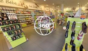 Visite Virtuelle Pézenas : Pharmacie Pré Sait-Jean