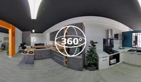Visite Virtuelle Agde : Cuisine & Cie