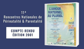 Rencontres Nationales 2001