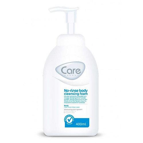 Mousse nettoyante corporelle sans rinçage 400 ml