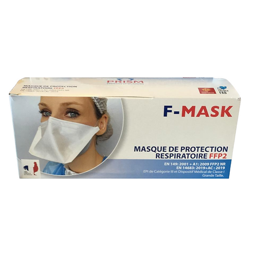 Masques FFP2 boîte de 40