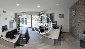 Visite Virtuelle Pézenas : Via Sud Immobilier
