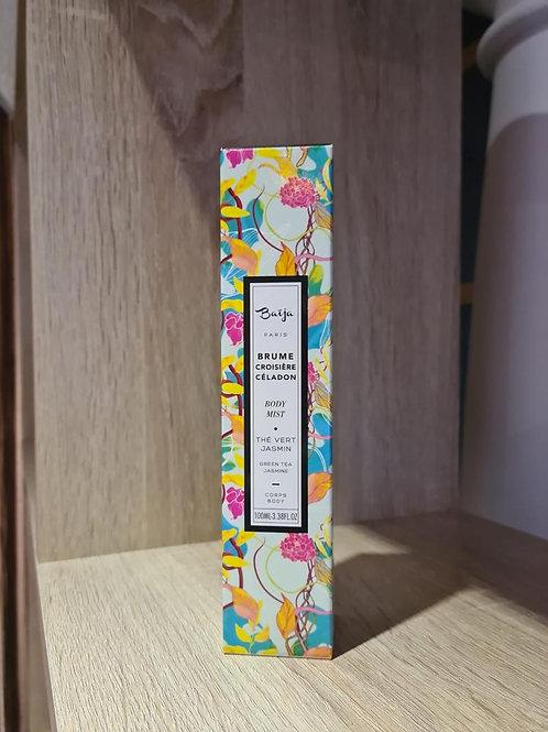 Brume corporelle parfumée jasmin lotus