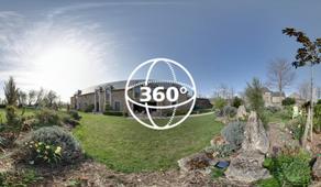 Visite Virtuelle Sainte-Radegonde : Le Mas Ruas