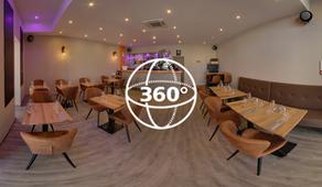 Visite Virtuelle Marseillan : Restaurant Au Chaudron