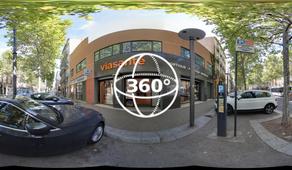 Visite Virtuelle Perpignan Centre : Optique Viasanté