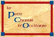 Le Petit Choeur d'Occitanie