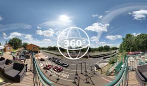 Visite Virtuelle Millau : Parc des Bouscaillous