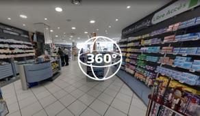Visite Virtuelle Saint-Gaudens : Pharmacie Pegot