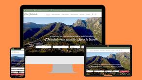 Site Internet Vitrine : Gite l'Interlude Mons