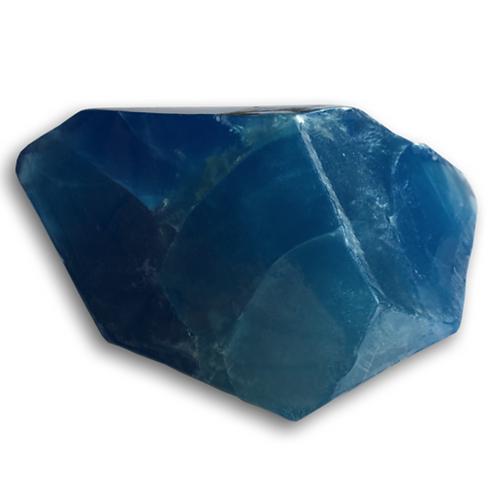 SOAP ROCKS Savon Diamant Bleu