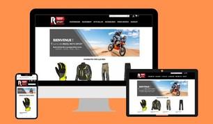 Boutique en ligne : Rebel Moto Sport