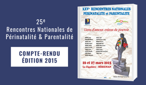 Rencontres Nationales 2015