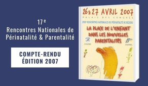 Rencontres Nationales 2007