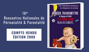 Rencontres Nationales 2008