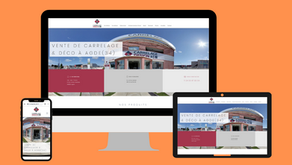 Site Internet Vitrine : Carrelage Design 34 Agde