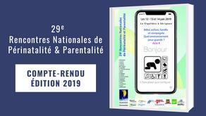 Rencontres Nationales 2019