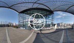 Visite Virtuelle Rodez : Institut Universitaire de Technologie