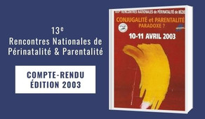 Rencontres Nationales 2003