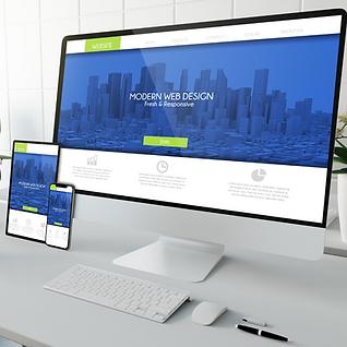 Ma Com 360 - Site vitrine - Agence Web M