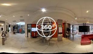 Visite Virtuelle Montpellier : Crédit Agricole Triangle
