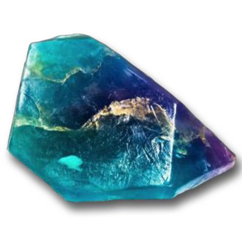 SOAP ROCKS Savon Fluor Rainbow