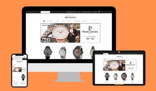 Boutique en ligne : Bijouterie Pruniaux