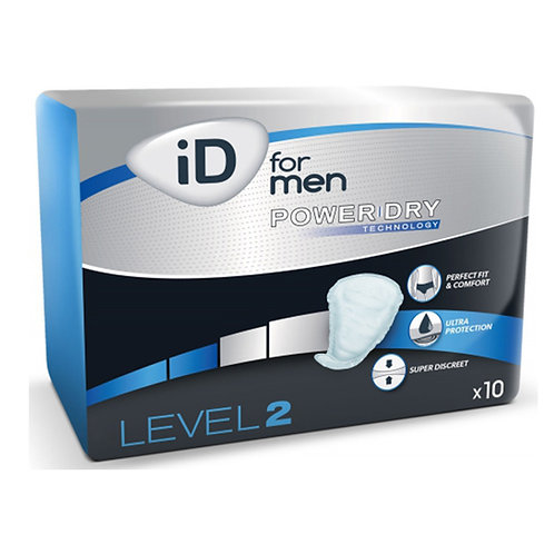 ID FOR MEN LEVEL 2 - Protections hommes