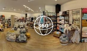 Visite Virtuelle Sète : Maison du linge