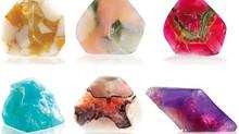 Les savons Gemme : des bijoux de bains !